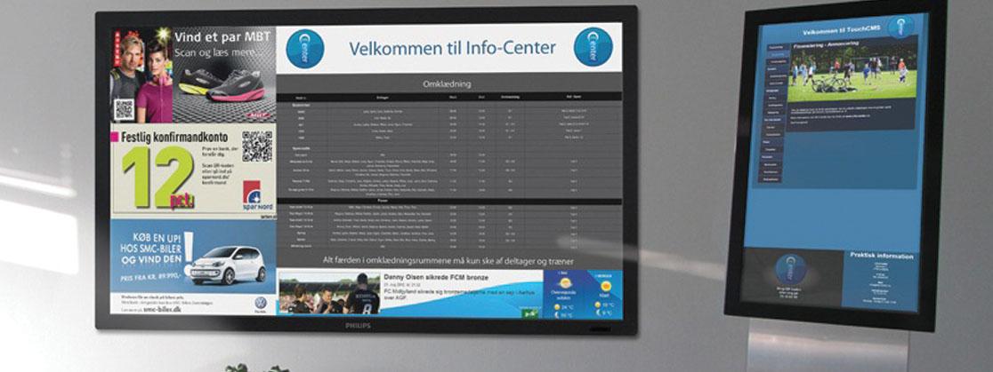 Coverbillede for Info-Center
